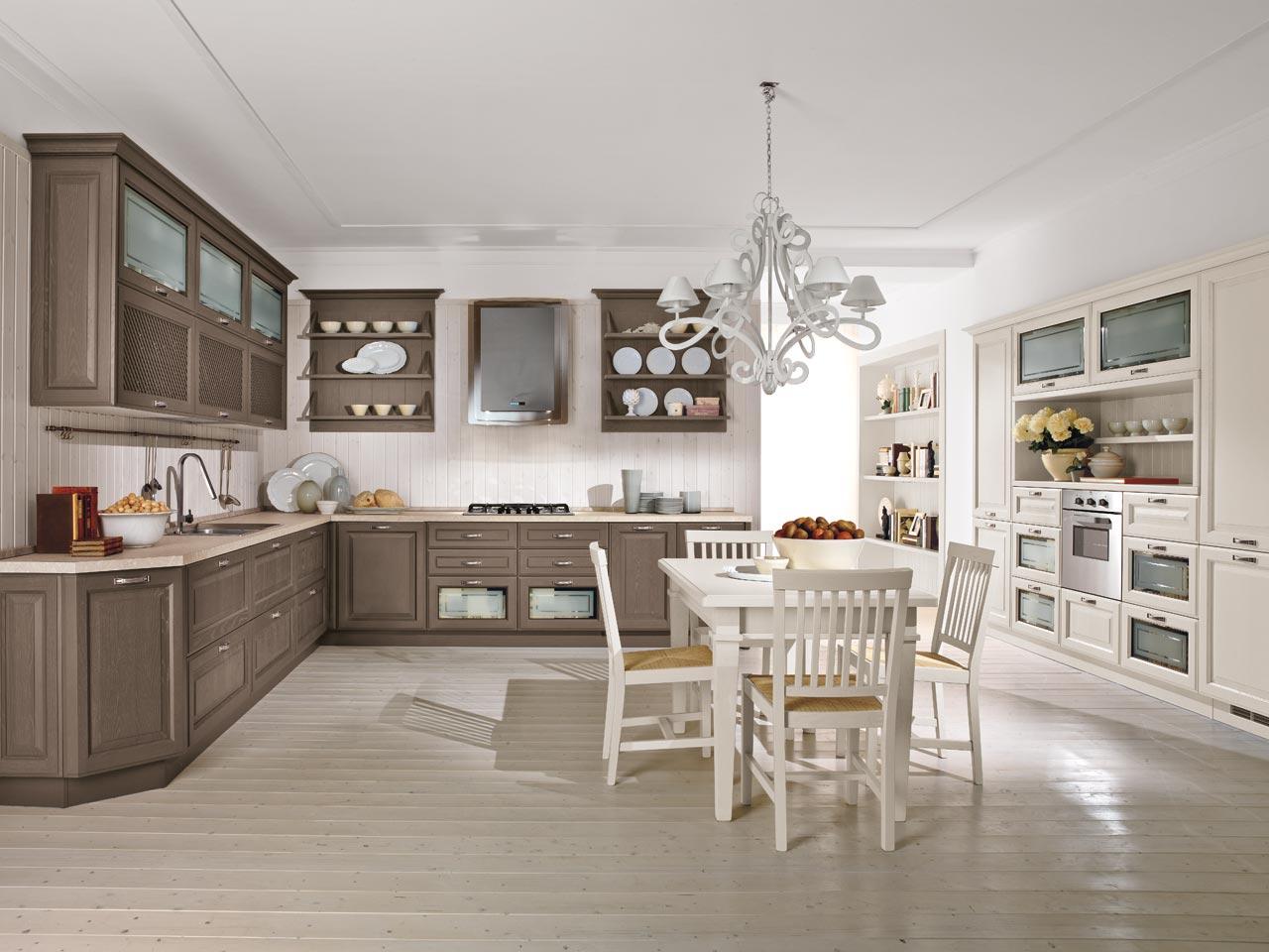 cucina bianca classica. le 25 cucine shabby pi esclusive ...